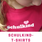Schulkind-T-Shirt