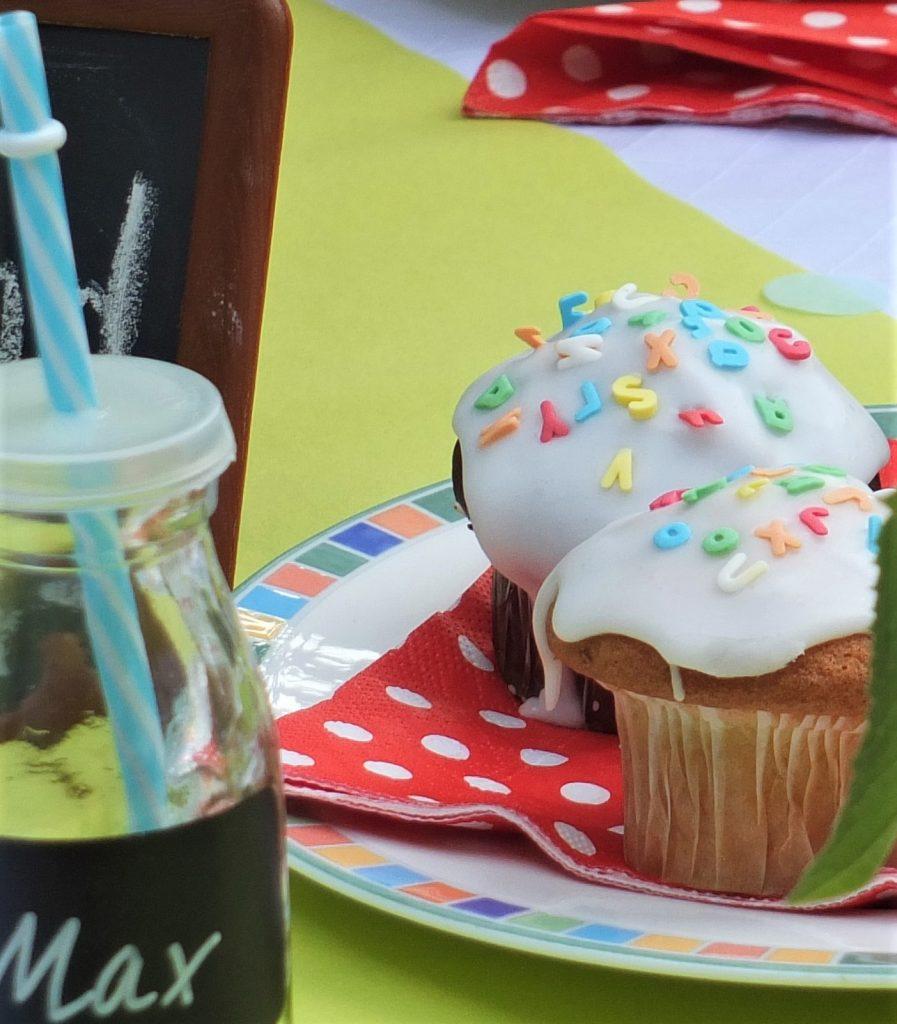 Muffins Einschulung