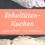 Schultüten-Kuchen