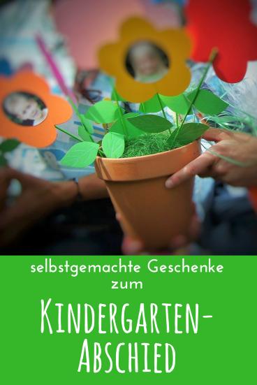 Abschiedsgeschenke Basteln Für Den Kindergarten Abschied