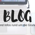 Blog Grundschule