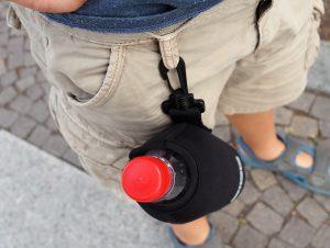 Trinkflasche Einschulung