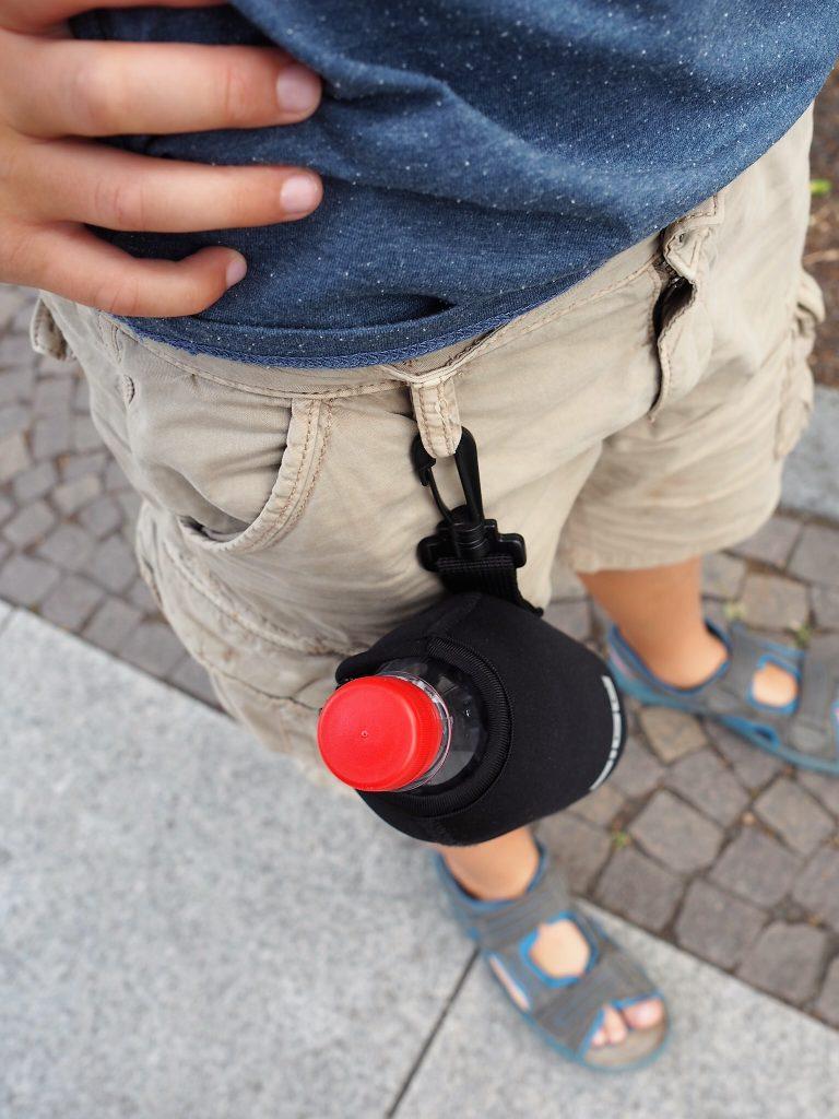 Trinkflasche Gürtelschlaufe
