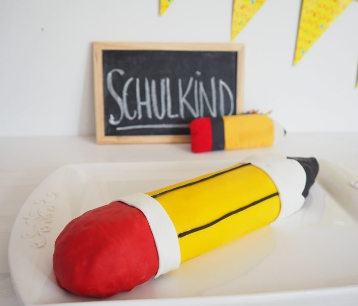 Stift-Kuchen zur Einschulung