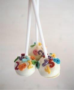 Cake Pops Einschulung