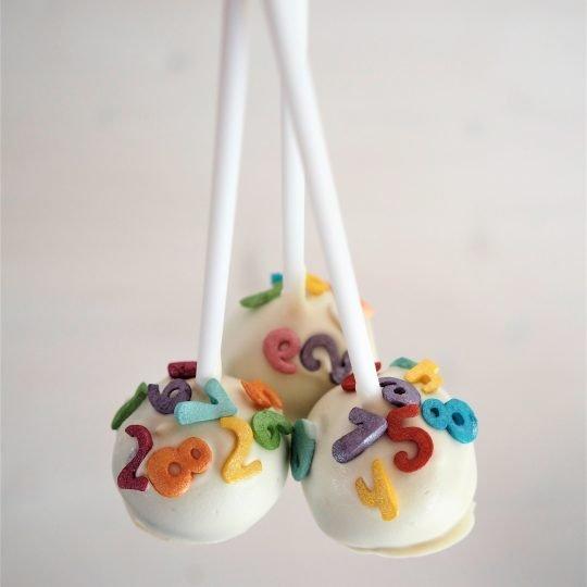 Cake Pops zur Einschulung