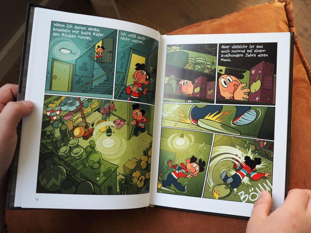 Kinder Comics