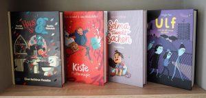 Kibitz Kinder Comics