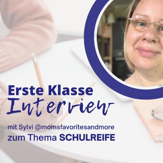ErsteKlasse Interview zum Thema Schulreife