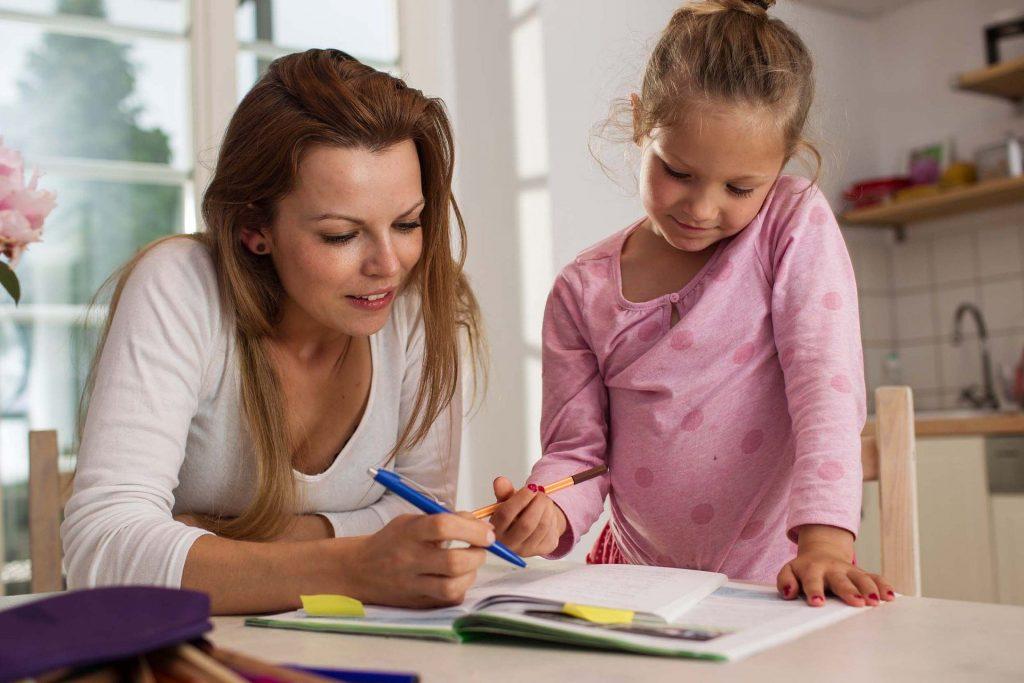 Hausaufgaben-Organisation Grundschule
