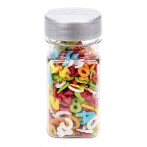 Städter Zuckerstreusel Zahlen-Mix Glimmer