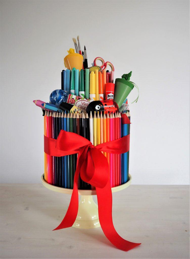 Stifte-Torte