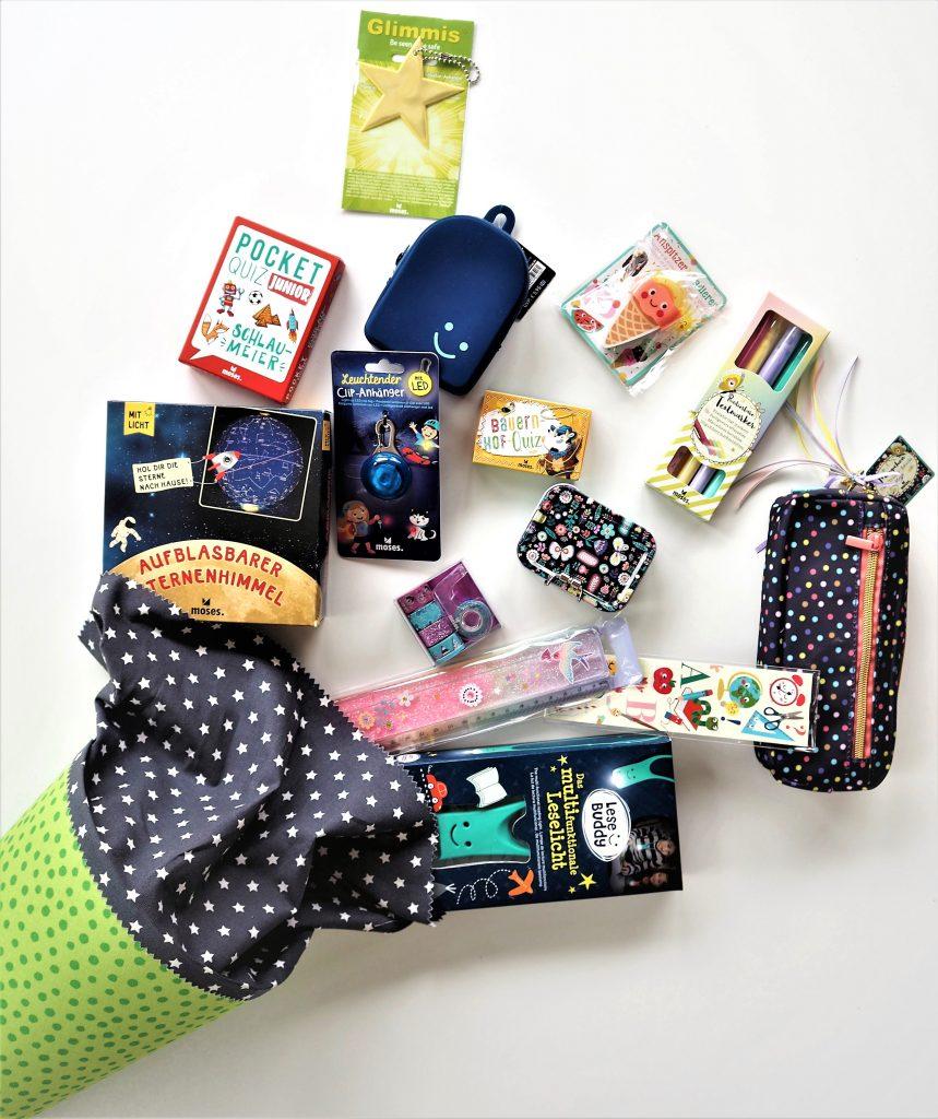 Schultüten-Geschenke