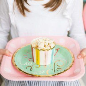 Cup Cake Förmchen bunt