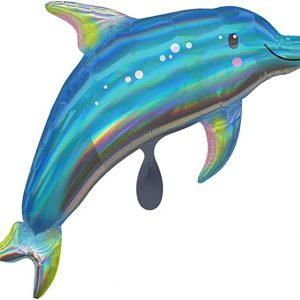 Delfin Folienballon XXL