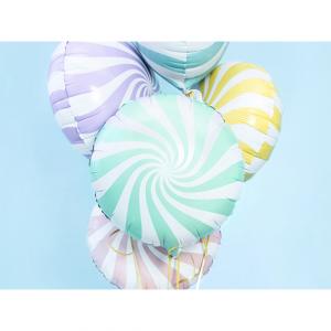 Folienballon Candy mint
